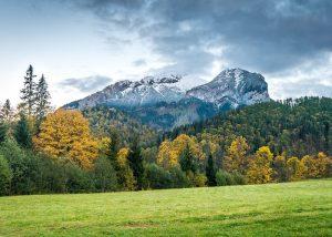 Na Gerlach vedie turistická trasa