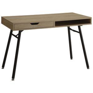 Kancelársky stôl bez šuplíkov
