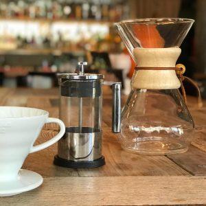 Vybavení kavárny špičkovou technikou
