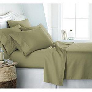 Obliečky na postel z prírodného materiálu